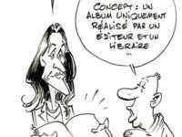 Maëster a signé un dessin drôle et percutant (DR Maëster)