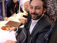 Xavier Dorison à Angoulême. JLT ®