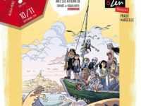 Cerises et coquelicots, rendez-vous sur le sable à Marseille avec les auteurs