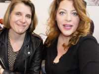 Carole Maurel et Navie au salon du Livre. JLT ®